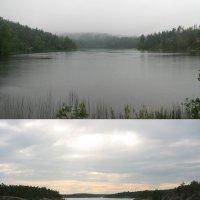 C воздушной перспективой (туманом, дождём); С прозрачным состоянием атмосферы. :: Олег Горбачев