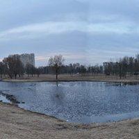 Панорамная сферическая перспектива :: Олег Горбачев