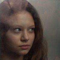 За стеклом :: Ирина Голомако
