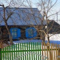 Деревенька моя,деревянная..... :: nadyasilyuk Вознюк