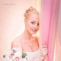 Невеста с букетиком :: Петр Панков