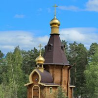 Церковь Андрея Первозванного на Вуоксе :: Анатолий Шумилин