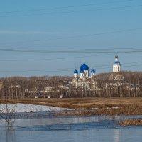 разлив в Боголюбове :: Сергей Цветков