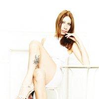 Портрет с ногами :: Александр Амеличкин