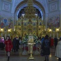 Интерьер Свято-Михайловского собора г. Ижевска :: Владимир Максимов