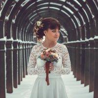 Зимние цветы... :: Павел Ремизов