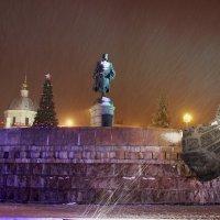 Тверь в снегу :: Дмитрий Антонов