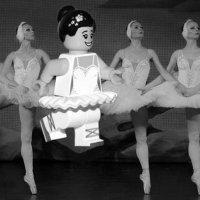 Балет ... :: Лариса Корженевская