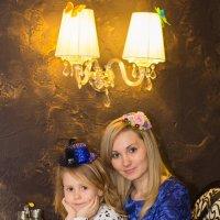 Кристина и Виталина :: Алексей Варфоломеев