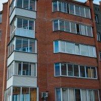 Высотное здание, Город Новосибирск :: Света Кондрашова