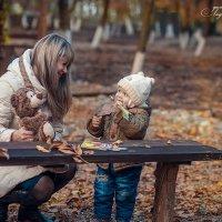 Мама и сын :: Людмила Головня