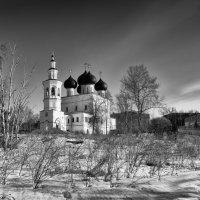 Поздняя весна в Вологде :: Анатолий Тимофеев