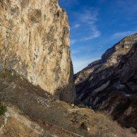 Суканское ущелье   IMG_0594 :: Олег Петрушин