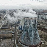 Трубы дымят :: Елена Бурёнова