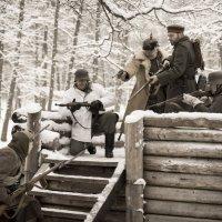 Реконструкция Рождественской битвы :: Jevgenija St