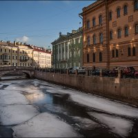 Весна на Зимней канавке :: LudmilaV ***