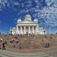 Величие Собора Святого Николая (Хельсинки) :: Игорь Кудрявцев