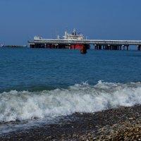 Черное море. Туапсе. :: Алексей Golovchenko