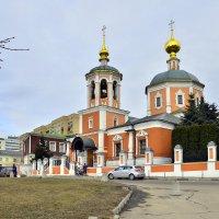 Живоначальной Троицы церковь, Москва :: Viktor Pjankov