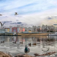 Весна :: Виктор Калабухов