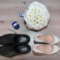 Утро жениха и невесты :: Елена Волгина