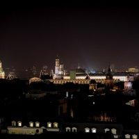 Вечерняя Москва :: Вячеслав Богомолов