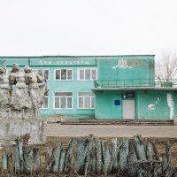Дом культуры. :: Юрий Лобачев