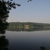 На озере :: Олег Баламатюк