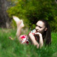 Мечты лета :: Елена Нор
