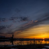 палитра красок неба :: Николай Буклинский
