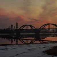 Мой любимый город Рыбинск :: Николай Буклинский
