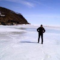 я на Байкале. переход через озеро :: Иван