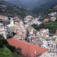 Риомаджоре, Италия :: Lukum
