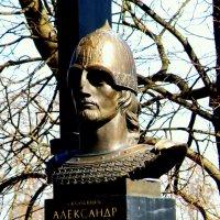 Памятник с лицом актёра... :: Сергей