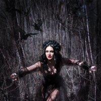 Ведьмочка... :: Elena