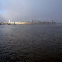Утро туманное..... :: Владимир Шутов