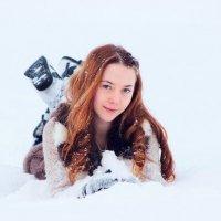 Немного зимы... :: Ангелина Пануфник