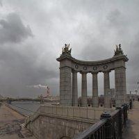 На Бородинском мосту :: Юрий Кольцов