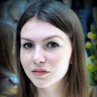весна,образ девушки :: Олег Лукьянов