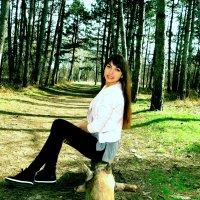В лесу.... :: Ирина Cемко