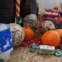 Новогодняя ностальгия :: Екатерина zZz