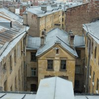 Питерские крыши :: Олег
