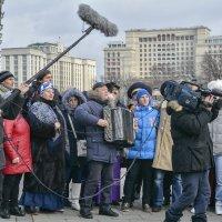 Снимаем кино. :: Андрей Чиченин