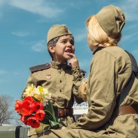 Про солдата. :: Анатолий Щербак