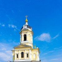 г. Серпухов, Высоцкий мужской монастырь :: Виктор