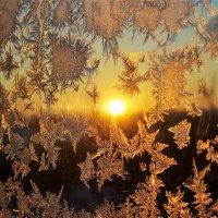 Зимнее окно :: Сергей Чиняев