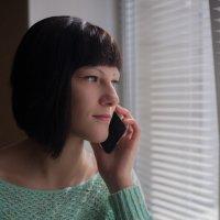 Разговор у окна :: Андрей Степуленко