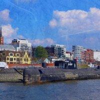 U-434. Гамбург :: Nina Yudicheva