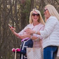 Блондинок много не бывает! :: Надежда Ивашкина