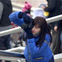 Девчонки ну еще  один  снимок ! :: Виталий  Селиванов